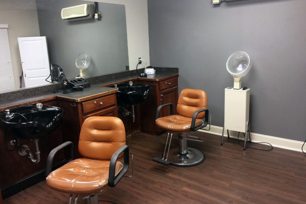On-site Beauty Salon