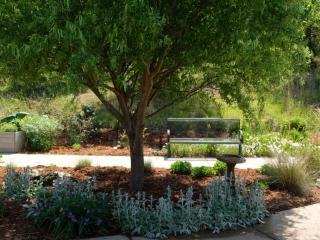 Garden Sitting Areas